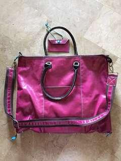 Repriced! Convertible Tote Bag