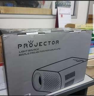 SimpleBeam projector