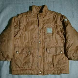DOWN JACKET ESOP HOUSE FOR KID