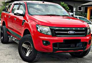 FORD RANGER 3.2 TURBO 6 SPEED