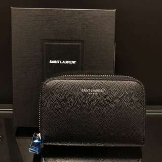 Saint Laurent YSL男裝card holder