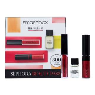 Smashbox Primed and Ready Set