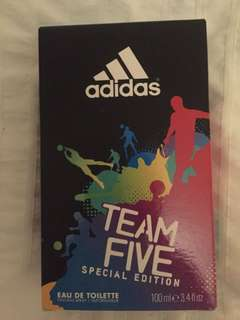 Adidas Special Edition Team Five EDT 100ml