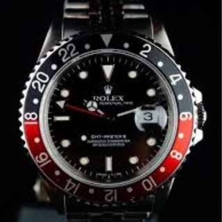 Want to buy Rolex gmt 16710 16700