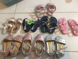 baby shoes and slippers takeall