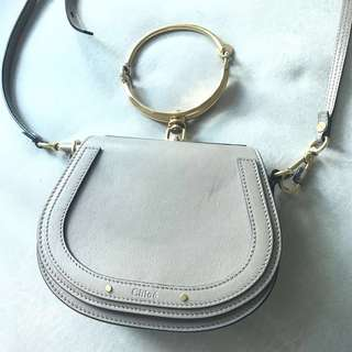 🈹Chloe Nile Small Bracelet Bag