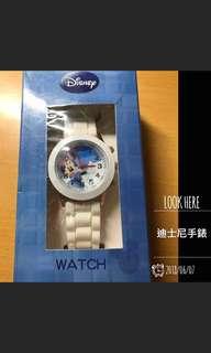 🚚 迪士尼 米妮 手錶(白)