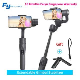 *GSS Promo* Feiyu Vimble 2 Smartphone Gimbal (Built-In Extension Pole)