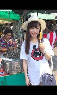 🚚 曼谷洽圖洽超Q草帽