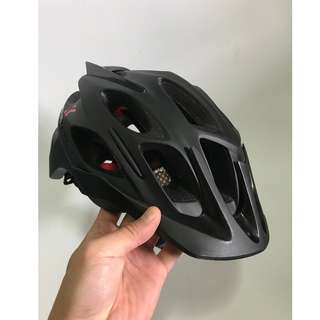 KARRY Outdoor Bike Bicycle Riding Helmet for cyclists/scooter users