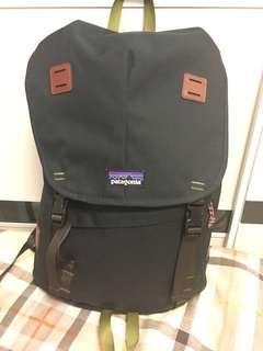 Patagonia Arbor 26L black backpack 經典款 (可小議)