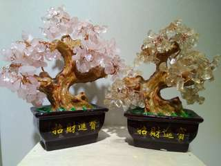 🚚 裝飾品-金玉滿樹x2=500