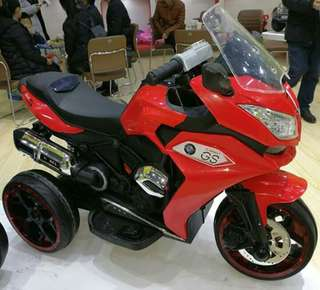 Motorcycle for kidz
