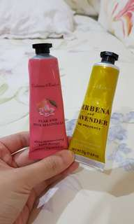 Crabtree n evelyn body lotion