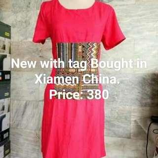 New elegant Dress w/ tag
