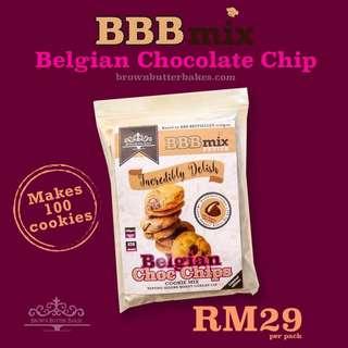 Belgian cookies premix