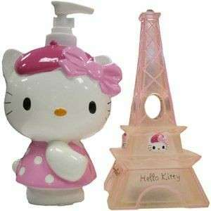 Authentic Sanrio Hello Kitty Soap pump dispenser container