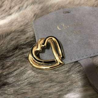 Dior Love Brooch