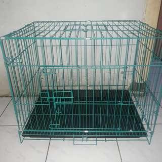 Kandang Hewan Kucing, Anjing, Kelinci