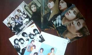 TVXQ Postcard