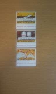 經典郵票--香港地鐵