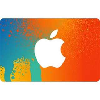 Apple iTunes $20 Brand New Gift Card