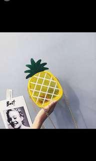 潮流透明菠蘿袋