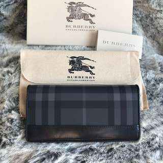 Burberry Wallet 長銀包