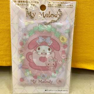 Original My Melody Cardholder / Name Tag