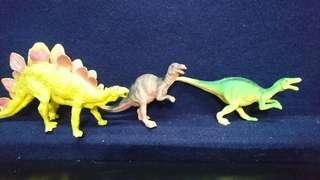 🚚 恐龍三隻 一起賣