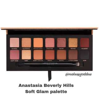 🌟INSTOCK🌟Authentic Anastasia Beverly Hills Eyeshadow Palette