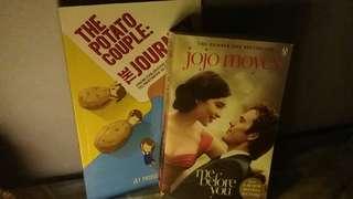 me before you & the potato couple