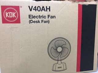 KDK 風扇 V40AH 座檯扇