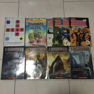 english books (suitable for younger readers)