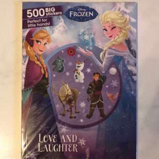 Disney Frozen Love & Laughter Book