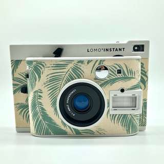 Lomo Instant Camera and Lenses (Honolulu Edition)