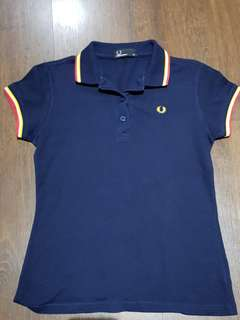 Fred Perry Collared Shirt