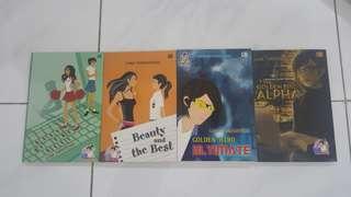 Beauty and The Best series, Novel by Luna Torashyngu
