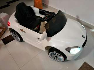 BMW Car Kids Ride