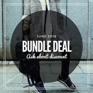 ASK ME ABOUT BUNDLE DISCOUNTS. MORE ITEMS ADDED ALL DAY