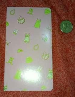 Small Notebook Journal