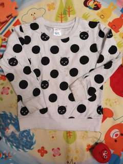 6y kids sweater