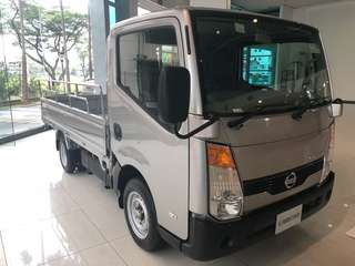 Nissan Cabstar 3.0 Manual