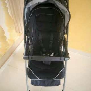 Stroller baby jenama geoby