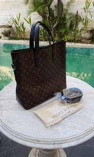 Louis Vuitton Tadao Tote Bag