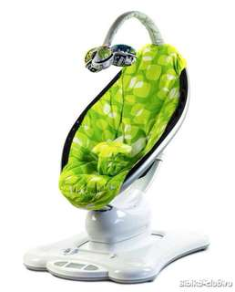 mamaroo electric rocker bouncer