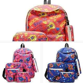 SW: 4-in-1 Pop Backpack