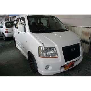2004年suzuki SOLIO 1.3五門女用車
