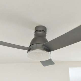 "KDK K12UX 48"" 3 blade Ceiling fan With LED"