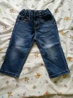 Garfield maong pants
